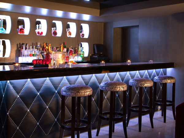 B Bar At The Betsy Hotel Design The Best In Night Club