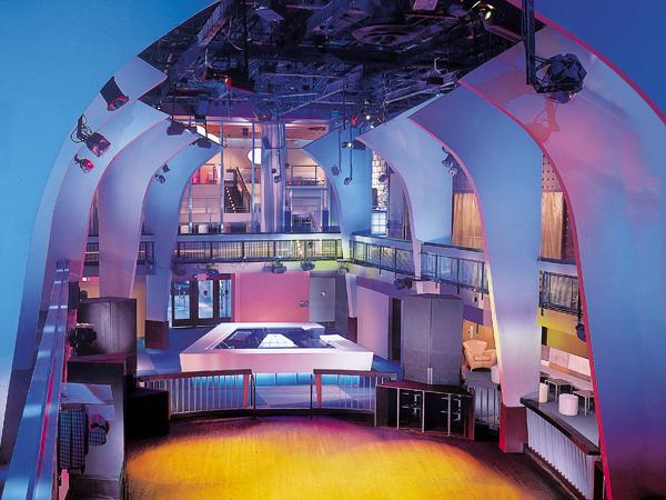 crobar miami night club design main floor