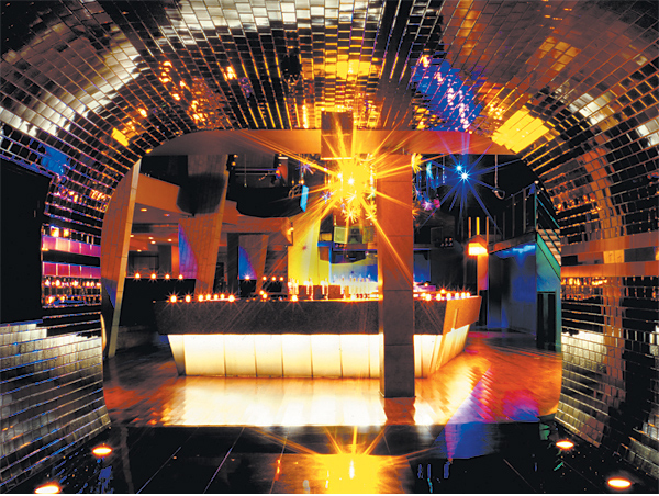 Nightclub Design Crobar Chicago