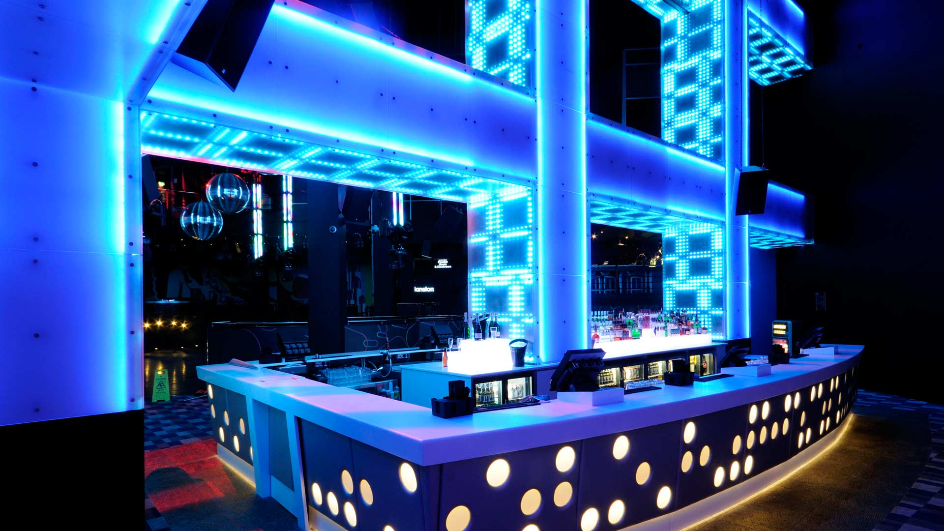 Bar Designs For Clubs