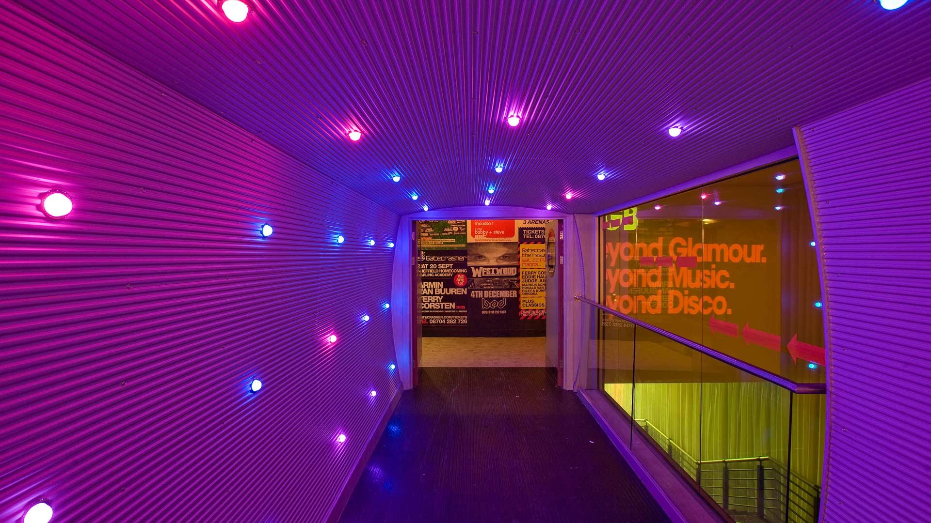 Nightclub Designers – The Best in Night Club Design